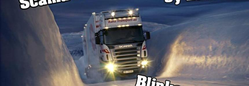 Scania New Sound v1.0