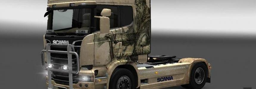 Scania R and Streamline Vabis and Vikings v1