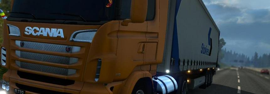 Scania R Edit