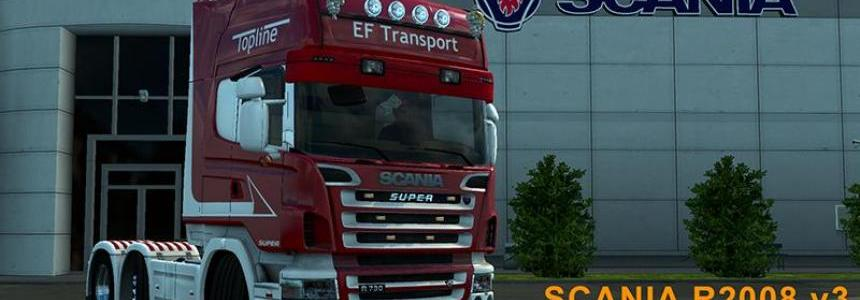 Scania R2008 v3 pack by 50Keda 1.17