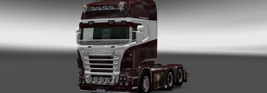 Scania RJL Alpha Transport Skin