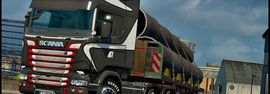 Scania RJL Topline Mod 1.18.x