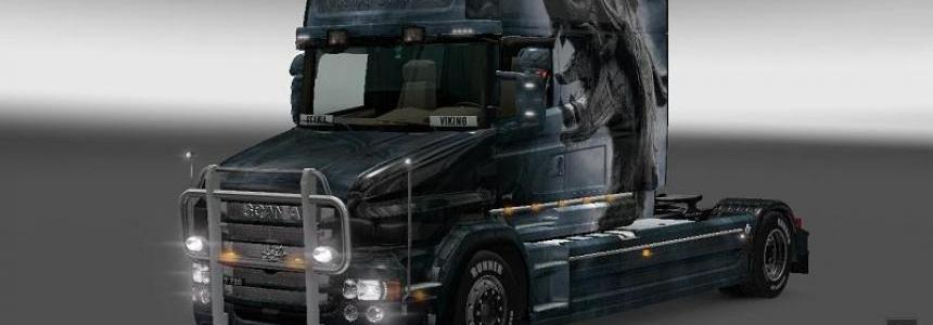 Scania T Viking On Raid v1