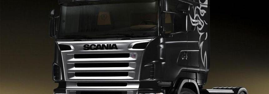 Scania V8 v2.0 sound