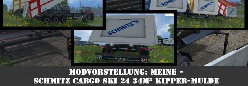 Schmitz SKI 24 v1.1 mit Farbwahl