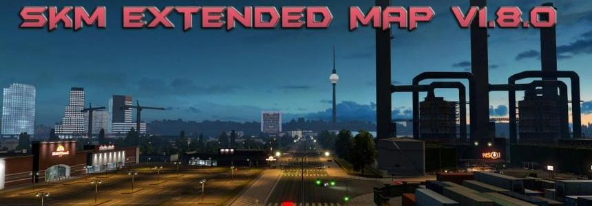 SKM Exteneded Map v1.8.0
