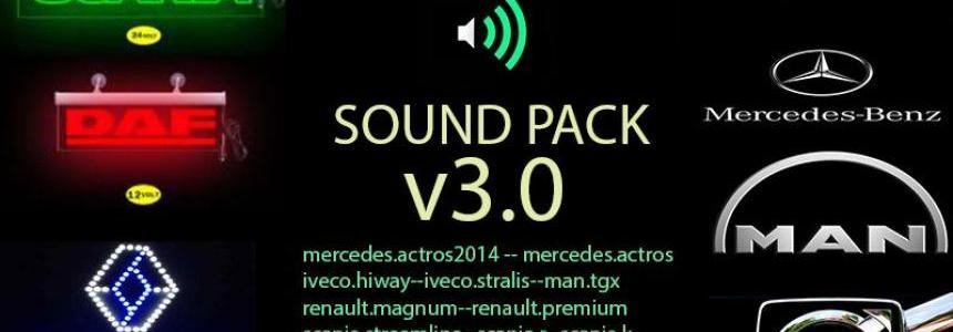 Sound Pack v3.0