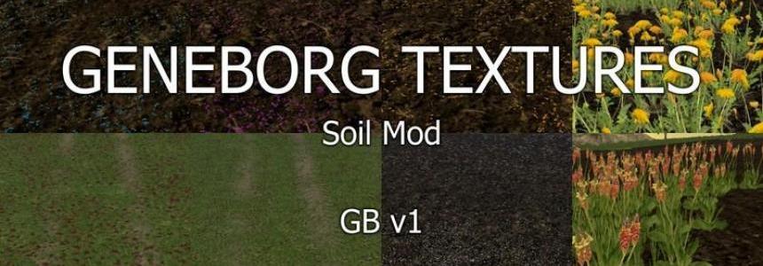 Textures SoilMod v1.0