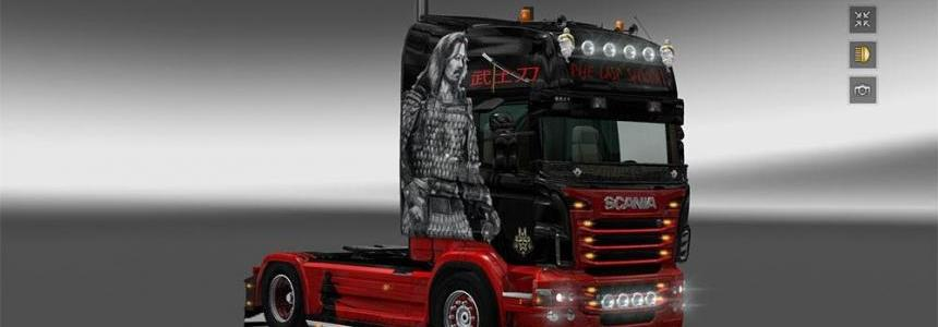 The Last Samurai Scania Skin