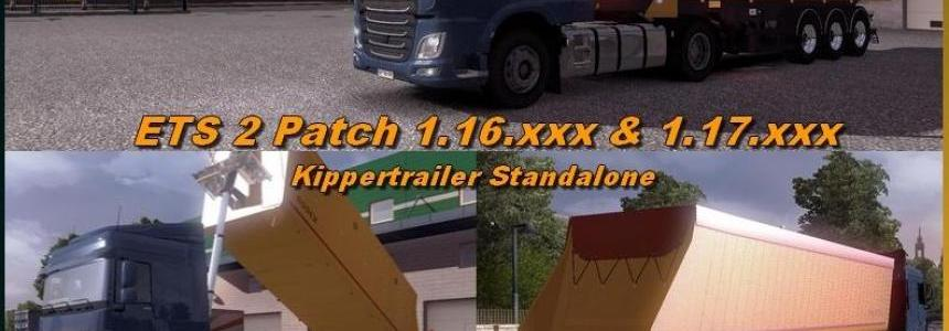 Tipper Trailer Bodex