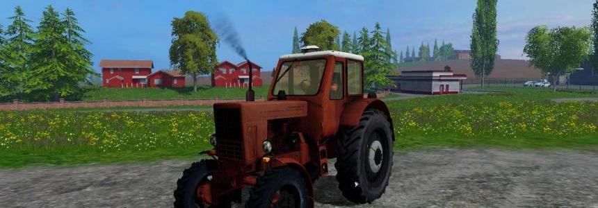 Tractor Belarus MTZ 52 Edit by Martynas v1.0