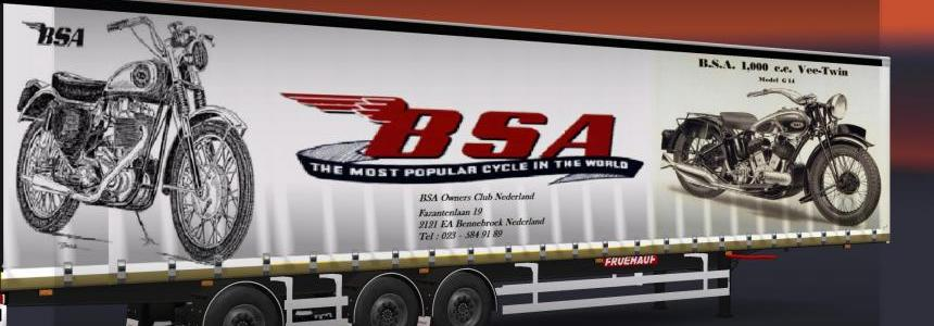 Trailer Bsa Bike's 1.16.2