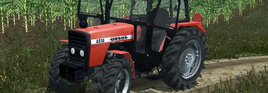 Ursus 4514 (FS2013) v1.0