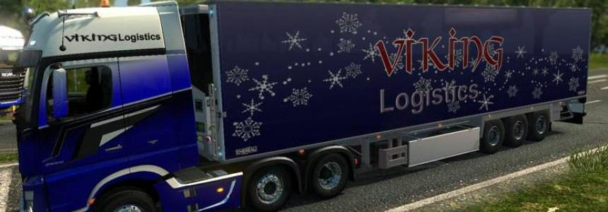 Viking Logistics Chereau v1.0