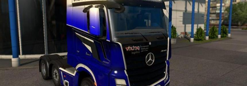 Viking Logistics MPIV v1.0