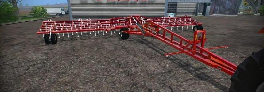 Vila Vibro-Cultivator Dragged 14M 1.0 Cleam