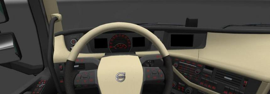 Volvo FH16 Dashboard Lighting 1.16.x and 1.17.x