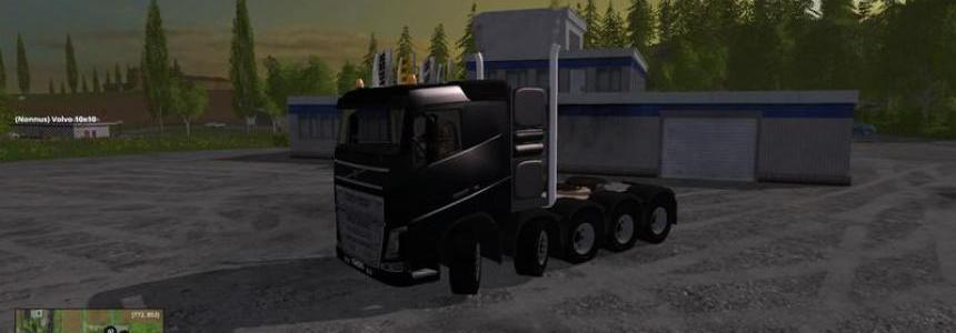 Volvo FH16 Heavy Duty 10x10 and 8x8 Pack v0.3