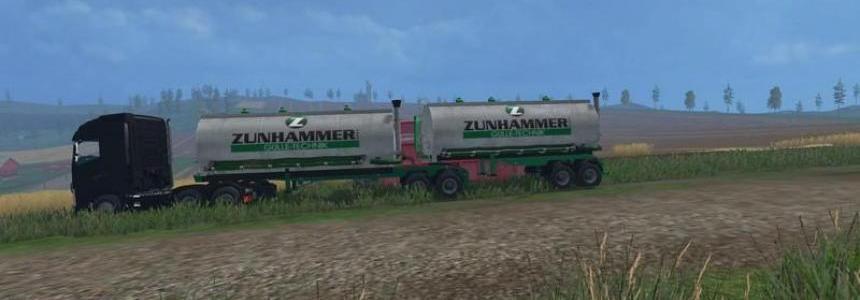 Zunhammer manure BiTrem Shuttle v1.0