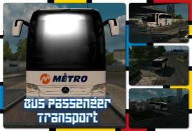 Bus Passenger Transport and Terminal Mode 1.18