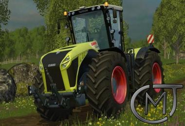 CLAAS Xerion 4500 v1.0