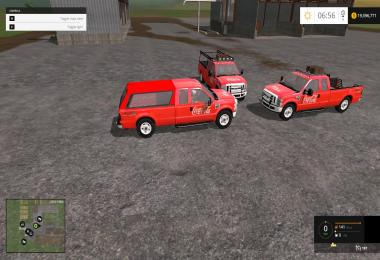 F350 Work Truck Pack Coke Version v1.0