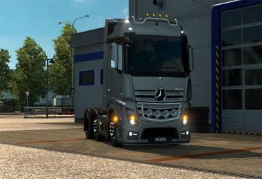 Mercedes Benz New Actros Lower