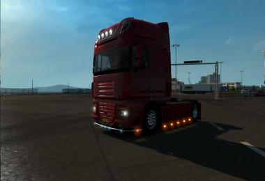 Open Pipe sound for the Daf XF105 SSC