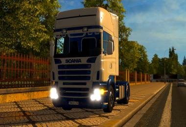Scania R480 Standalone Tested versions 1.16 – 1.18