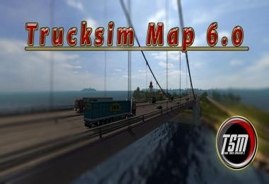 TSM Map v6.0 for Patch 1.17.x