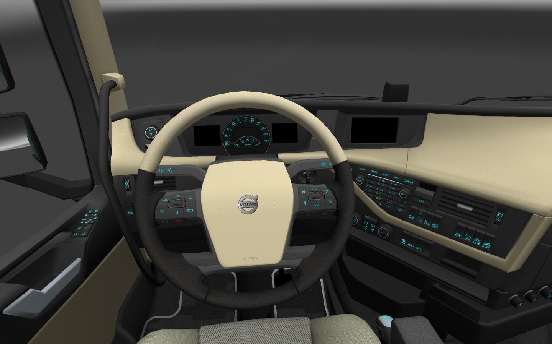 Volvo Fh16 Dashboard Lighting 1 16 X And 1 17 Xon 2009 Volvo Truck Dashboard