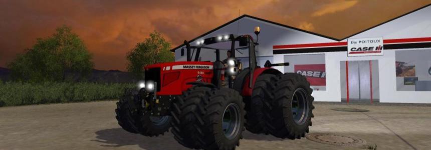 Massey Ferguson 6480 V2