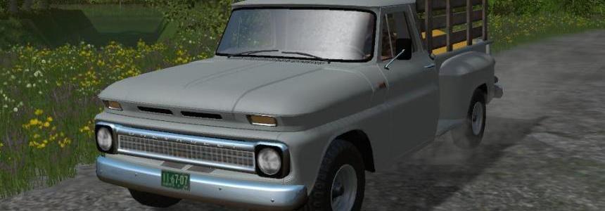 1966 Custom Chevy 4x4 v1.0
