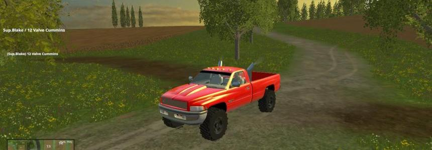 95 Dodge Cummins v1