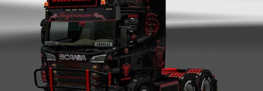 Andreas Schubert Transporte Megamod for RJL's Scania v1