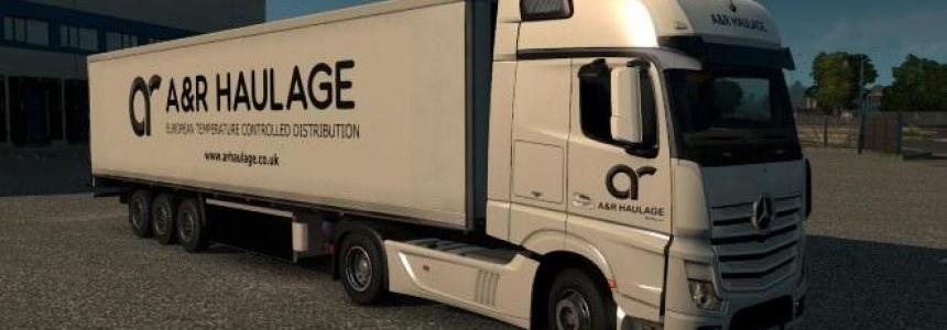 A&R Haulage Combo Pack