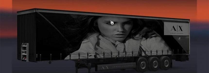Armani Trailer mod