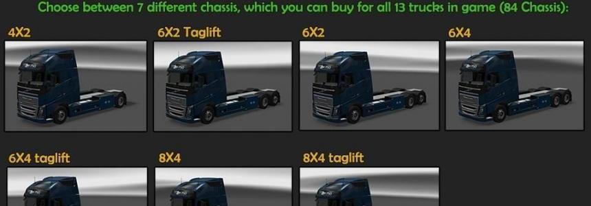 BDF Tandem Truck Pack v35.8