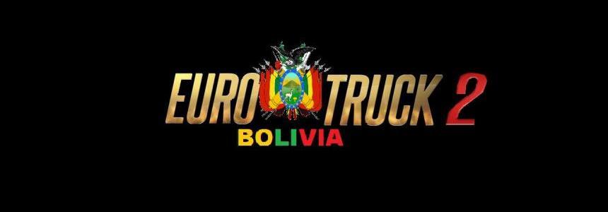 Bolivia Map v1.2.1a