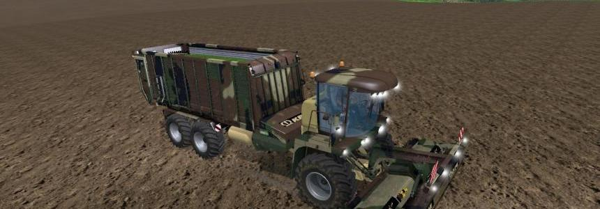 Camouflage KroneBigL500payable v2.0 By Eagle355th