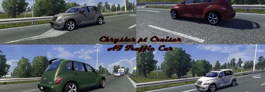 Chrysler PT Cruiser ai Traffic by B4RT