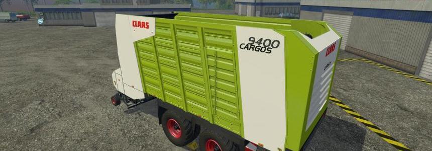 Claas Cargos 9400 v1.0