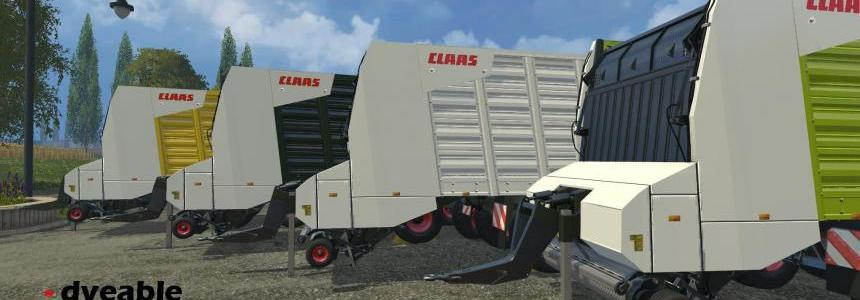 CLAAS CARGOS PACK  V2.0 Fixed