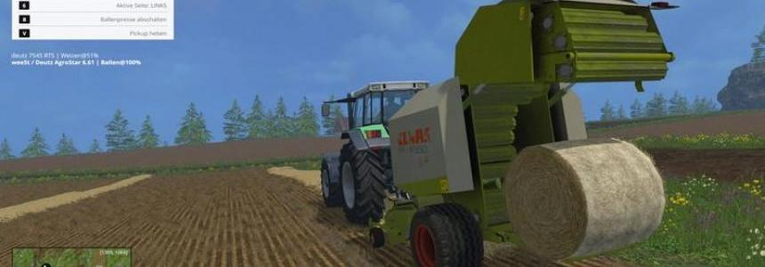 Claas Rollant 250 v2.1