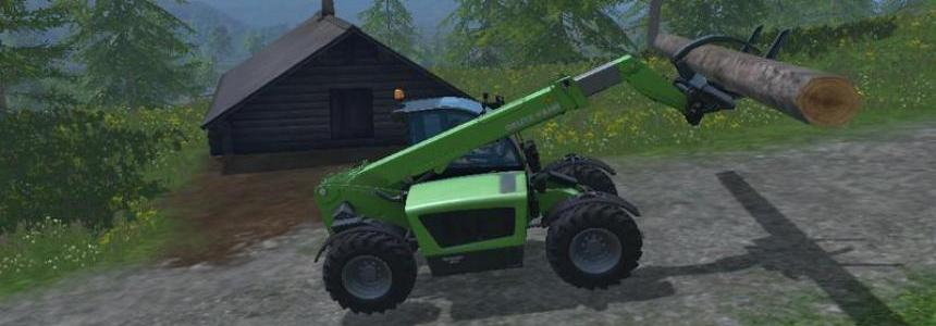 Deutz-Fahr Agrovector 37.7 v1.0