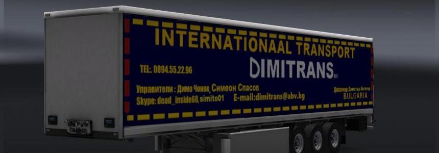 Dimitrans Trailers 1.18