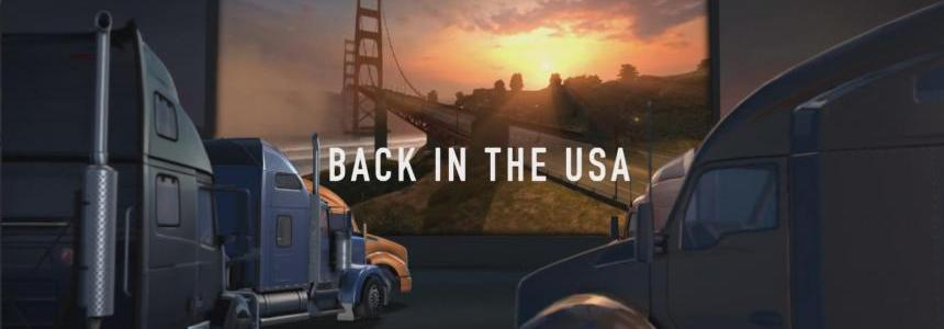 E3 reveal of American Truck Simulator