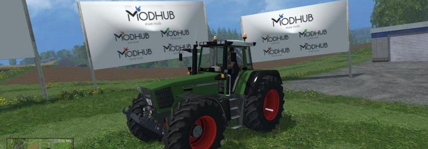 Fendt 824 Favorit v2.0