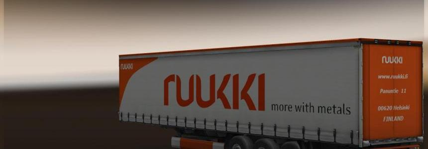 Finnish Trailers Pack v1.0