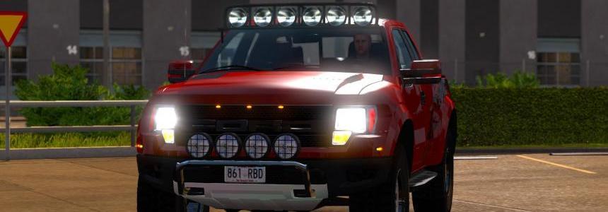 Ford F-150 SVT Raptor V2.2 1.18x